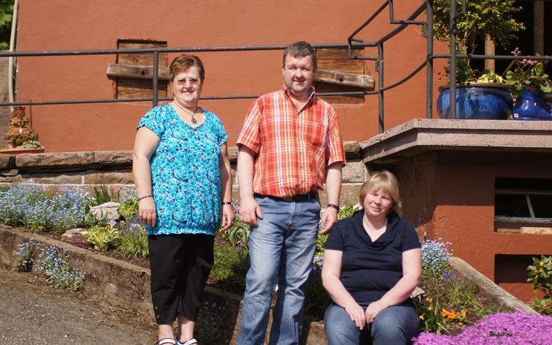 Familie Furtwengler Stinneshof