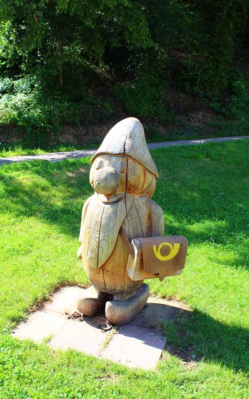 Postbote Hademar Oberharmersbach