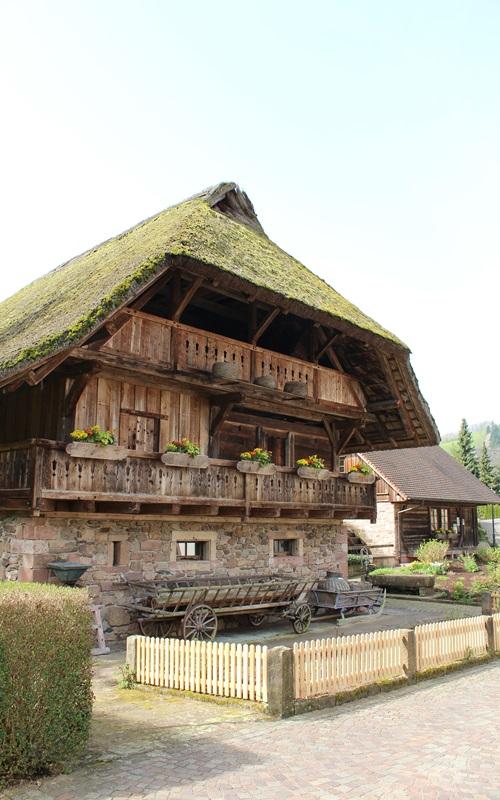 Historischer Speicher Oberharmersbach