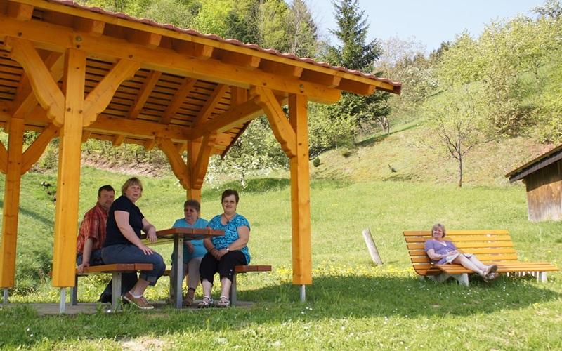Familie Furtwengler Ferienwohnung Oberharmersbach