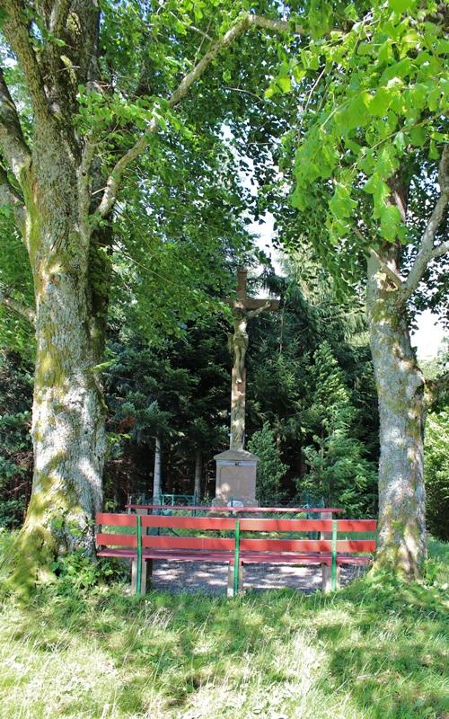 Beim Kreuz Zuwald Oberharmersbach