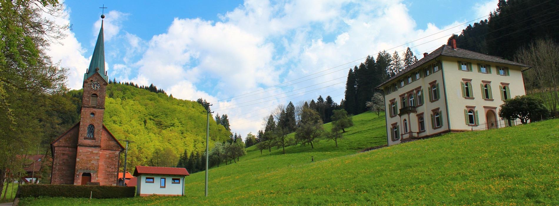 Zuwälder Tal