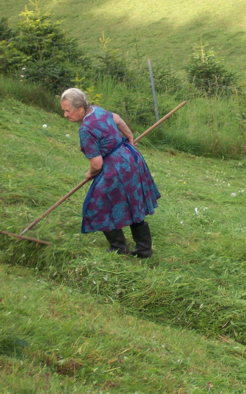 Oma Hanni Stinneshof