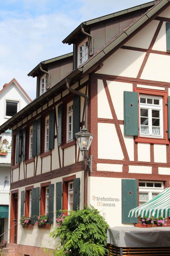 Strochenturmmuseum in Zell am Harmersbach