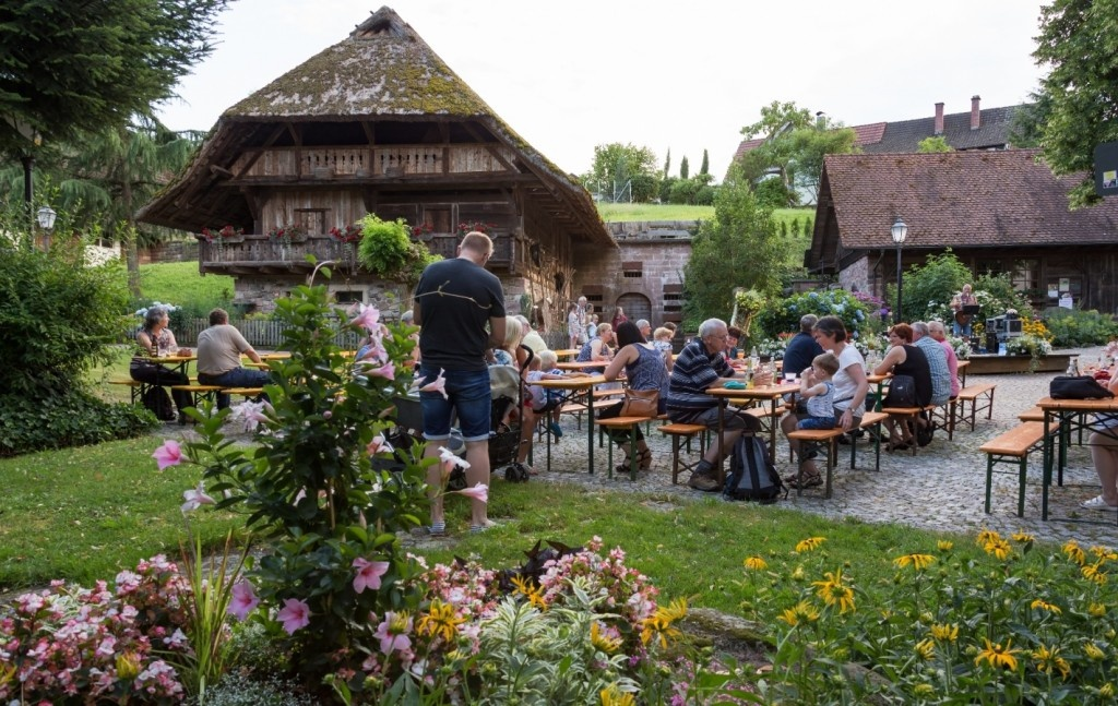 Heimatsommer Oberharmersbach