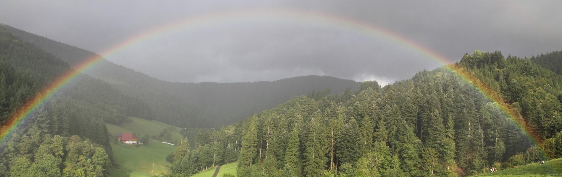 Regenbogen Ferienwohnung Stinneshof