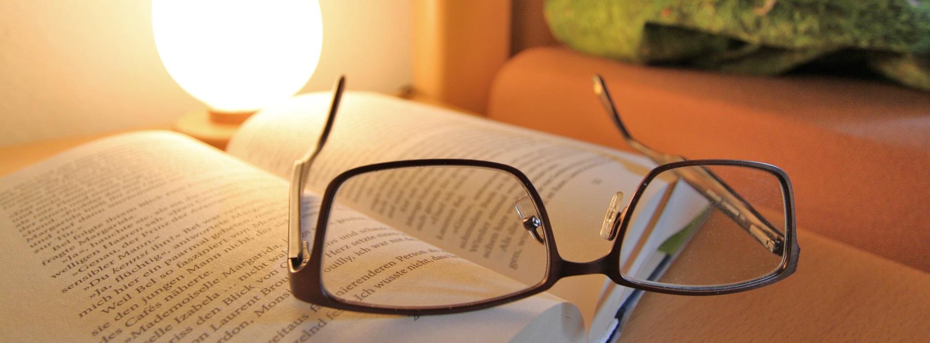 Lesen entspannen Ferien im Stinneshof