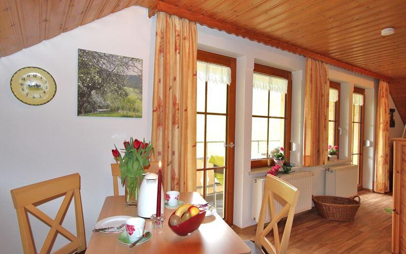Ferienwohnung Stinneshof Küche