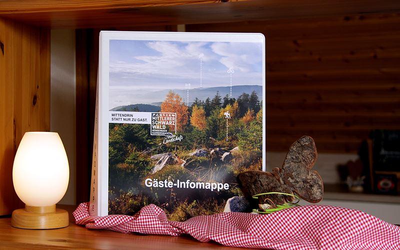 Gästeinformationsmappe der Ferienlandschaft Mittlerer Schwarzwald