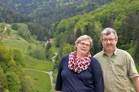 Elke und Thomas Furtwngler
